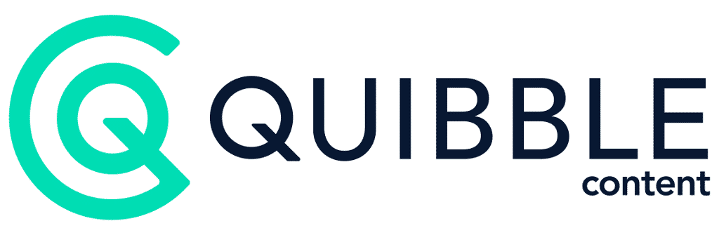 quibble logo in colour